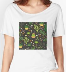 Prairie plants Relaxed Fit T-Shirt