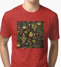 Prairie plants Tri-blend T-Shirt