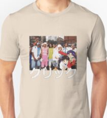 Dipset x Evangelion x Clique Unisex T-Shirt