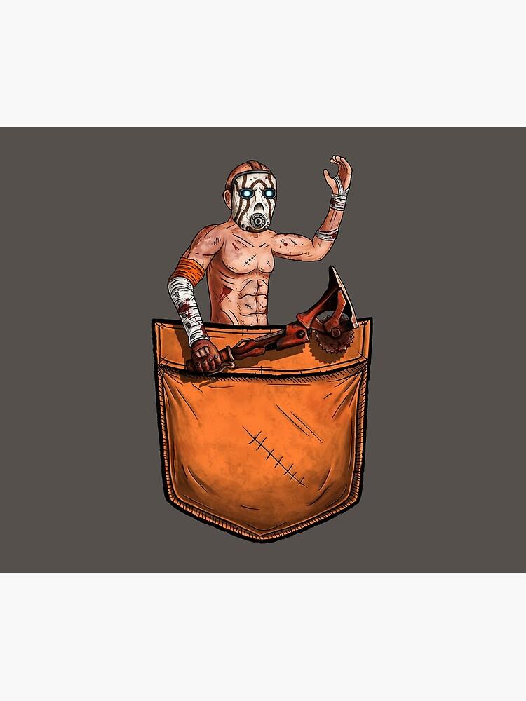 Pocket Psycho - Borderlands by Doomgriever