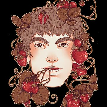 Strawberry Boy by GardenLane