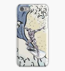 GREAT WAVE - SURFER iPhone Case/Skin