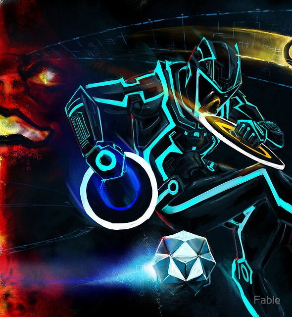 Tron by Fable