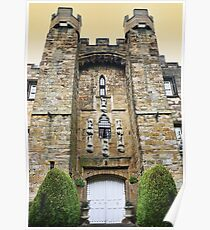 Lumley Castle: Standing Tall and Mighty Poster