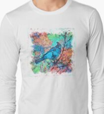 The Atlas of Dreams - Color Plate 233 Long Sleeve T-Shirt