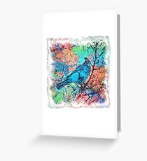 The Atlas of Dreams - Color Plate 233 Greeting Card