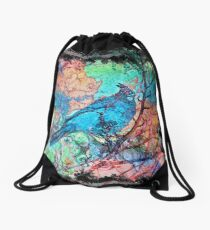 The Atlas of Dreams - Color Plate 233 Drawstring Bag