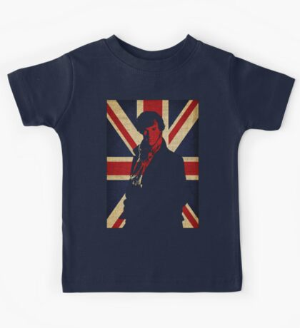 I Believe in Sherlock Holmes Kids Clothes