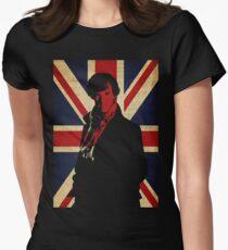 I Believe in Sherlock Holmes Women's Fitted T-Shirt