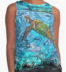 The Atlas of Dreams - Color Plate 234 Sleeveless Top