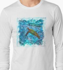 The Atlas of Dreams - Color Plate 234 Long Sleeve T-Shirt