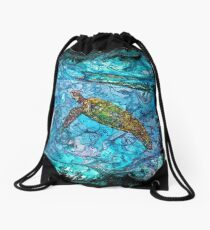 The Atlas of Dreams - Color Plate 234 Drawstring Bag