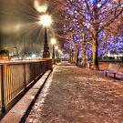 HDR London by G. Brennan