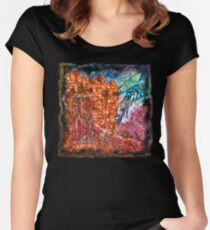 The Atlas of Dreams - Color Plate 235 Fitted Scoop T-Shirt