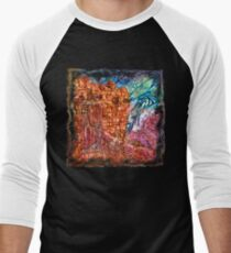 The Atlas of Dreams - Color Plate 235 Baseball ¾ Sleeve T-Shirt