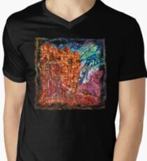 The Atlas of Dreams - Color Plate 235 V-Neck T-Shirt