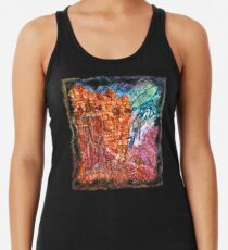 The Atlas of Dreams - Color Plate 235 Racerback Tank Top