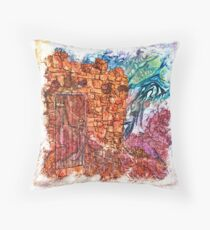 The Atlas of Dreams - Color Plate 235 Floor Pillow