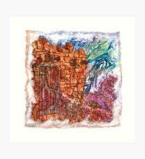 The Atlas of Dreams - Color Plate 235 Art Print