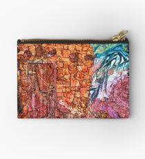 The Atlas of Dreams - Color Plate 235 Zipper Pouch