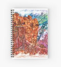 The Atlas of Dreams - Color Plate 235 Spiral Notebook