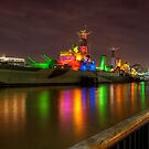 Battleship by G. Brennan