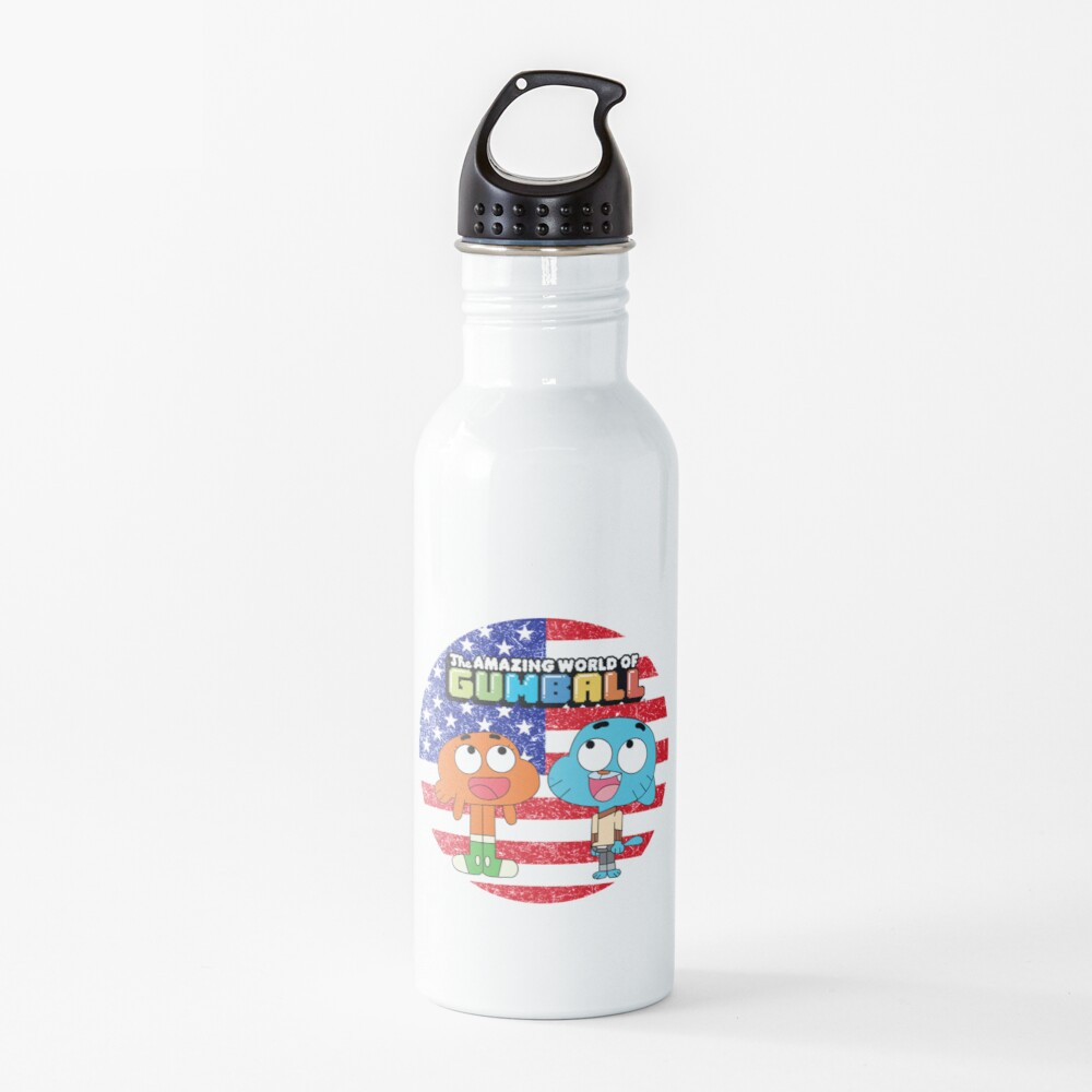 The amazing world of Gumball™, Gumball and Darwin Water Bottle