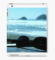 Surfer Girl - Hwy 101 Northern California iPad Case/Skin