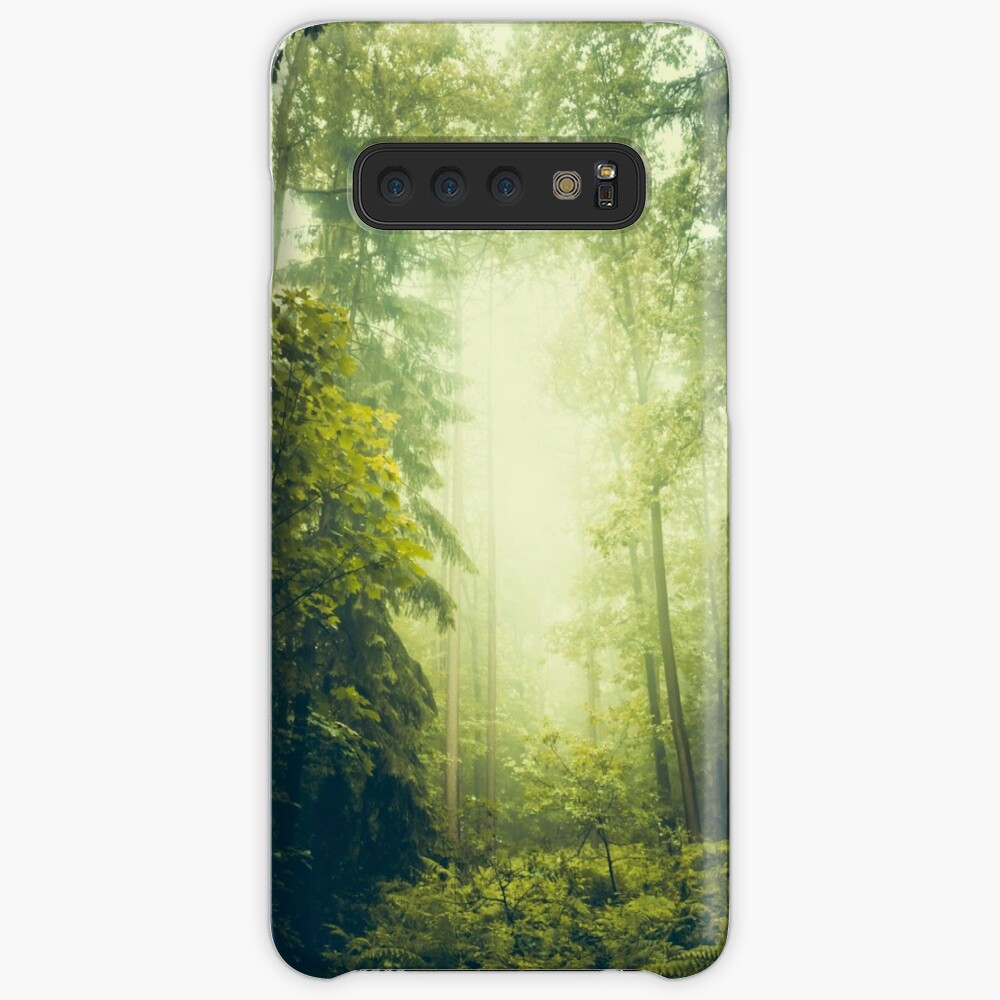Dreamy Summer Forest Case & Skin for Samsung Galaxy