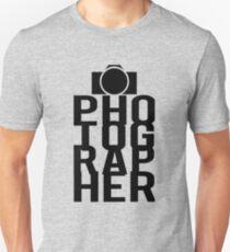 Camera Photographer T-Shirt