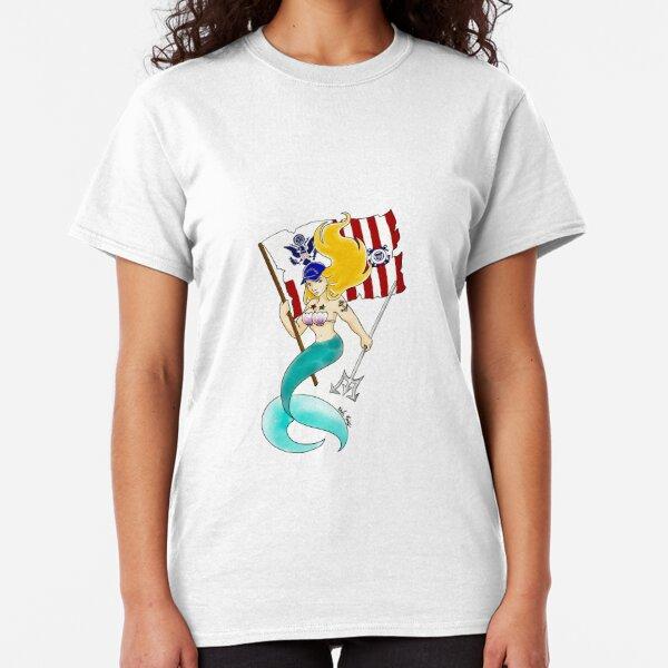 CG Mermaid Cutout Classic T-Shirt