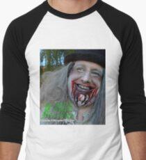 UZA Ray Digger  Men's Baseball ¾ T-Shirt