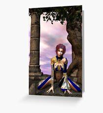 The Elf Princess 1 Greeting Card
