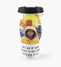 Greta Thunberg Travel Mug