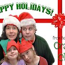 From us to our Red Bubble friends! by MattGranz