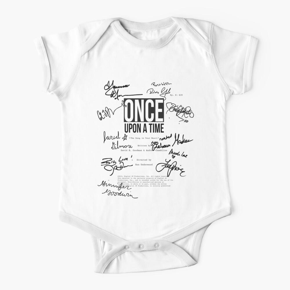 ouat script 620 Baby One-Piece
