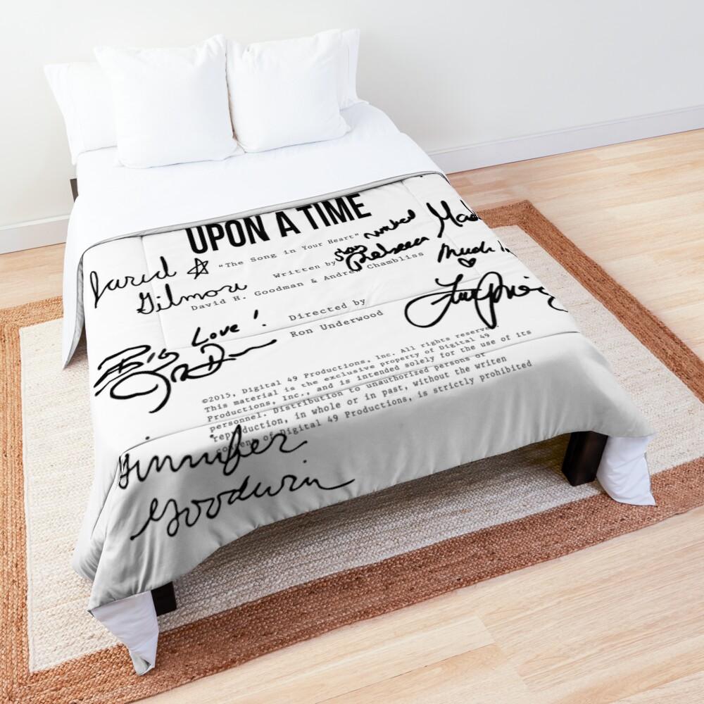 ouat script 620 Comforter