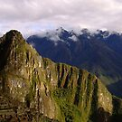 Huayna Picchu by Constanza Barnier