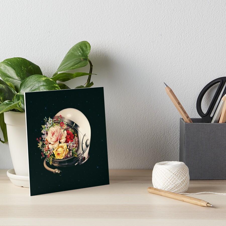 In Bloom Art Board Print