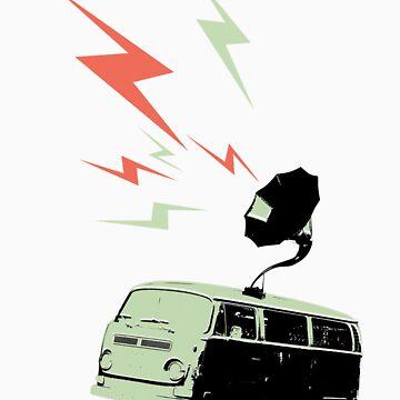 Concert Van by sliderapparel