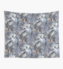Waiting for the moon..... Wall Tapestry