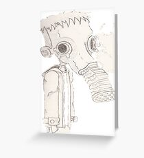 "Are you my ""lost"" mummy Greeting Card"