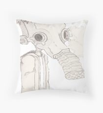 """Are you my """"lost"""" mummy Throw Pillow"""