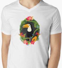 Toucan V-Neck T-Shirt