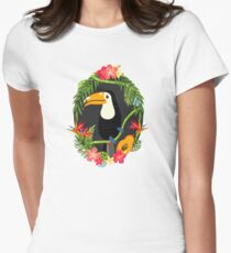 Toucan Fitted T-Shirt