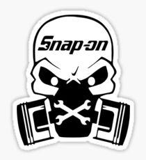 Snap On Sticker