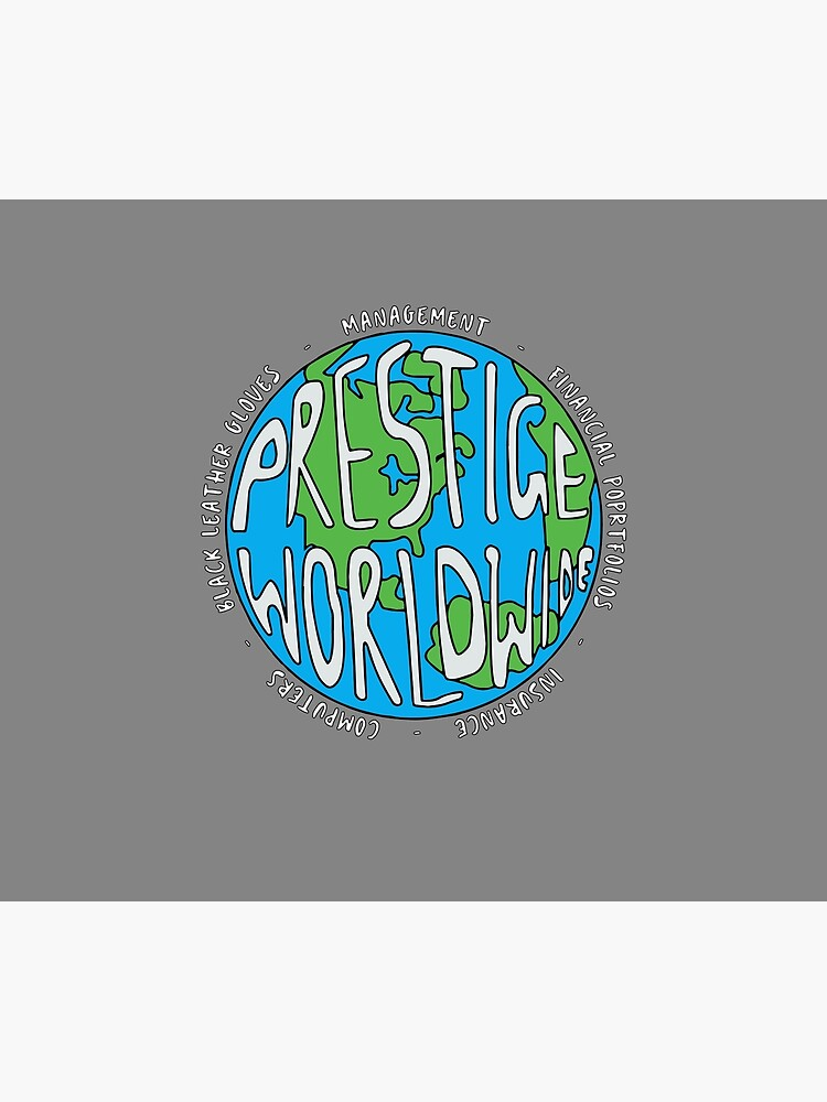 Step Brothers | Prestige Worldwide Enterprise | The First Word In Entertainment | Original Design by clothorama