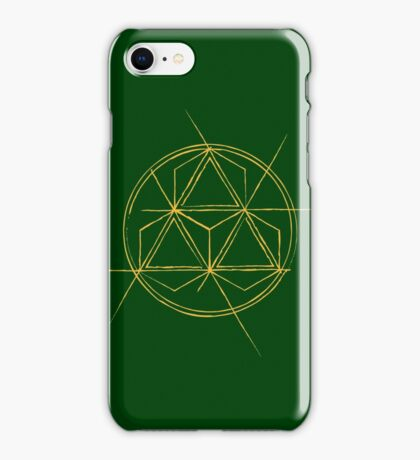 Sketchy Triforce iPhone Case/Skin