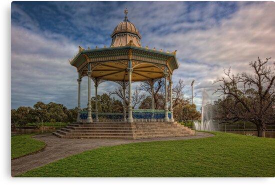 Elder Park • Adelaide • South Australia by William Bullimore