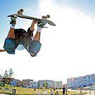 Bondi Bowl Air by Mick Duck